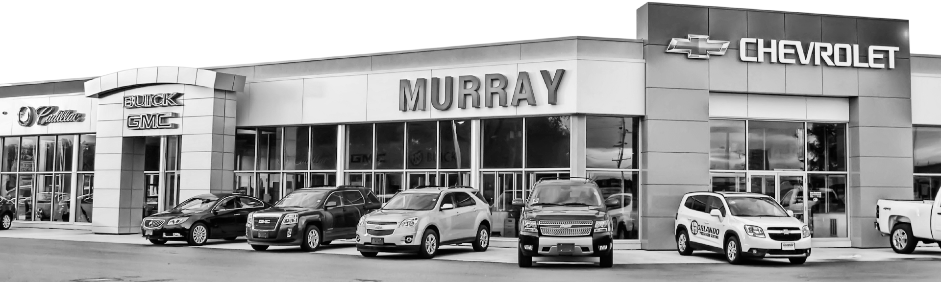 Murray Chevrolet Building