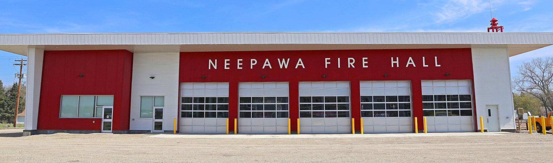 Neepawa Fire Hall